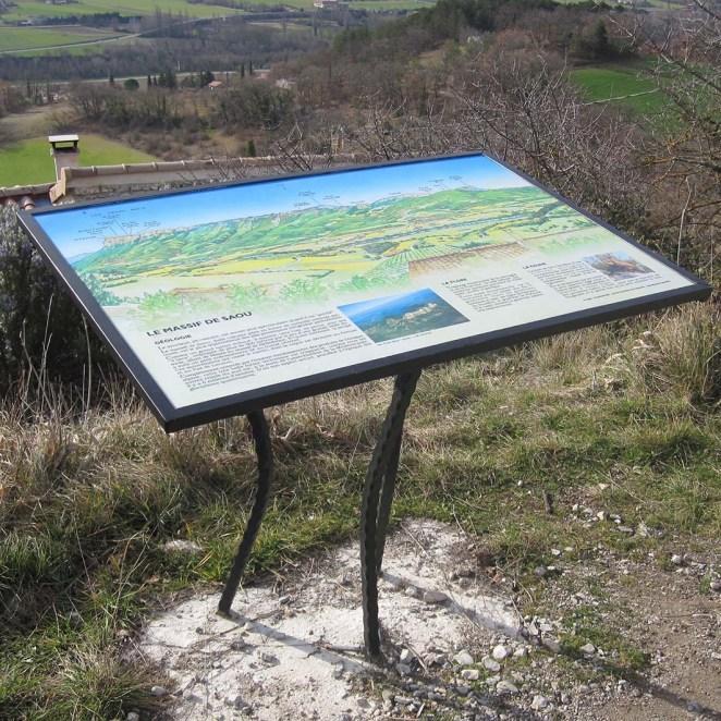 Table lecture de paysage Mirabel et blacons (26)