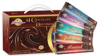 Fundraising Chocolate Bars