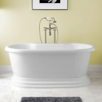 Oval Modern Bathtub | Signature Hardware