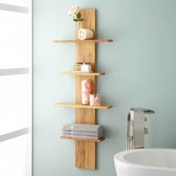 Small Of Bathroom Wall Shelf
