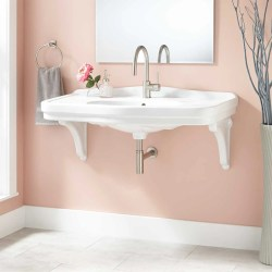 Small Of Wall Mounted Sink