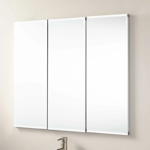 "36"" longview recessed mount medicine cabinet"
