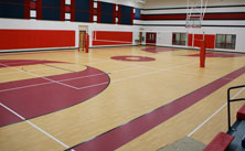 Gym Flooring Gym Floor Options For Athletic Facilities