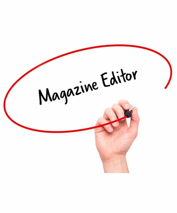 Magazine Editor Job Description - HR Services Online