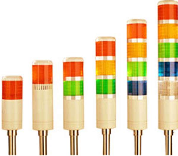 STL LED Tower Light Standard - Signaworks