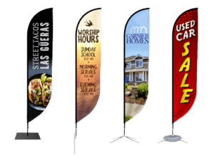 Stand Up Banner Flags Arts Arts