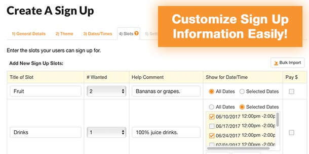 Make the Switch to SignUpGenius  Get Started in 3 Easy Steps