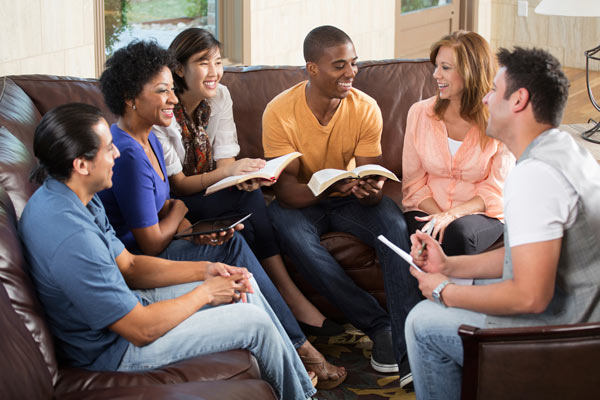 25 Church Small Group Icebreakers and Activities