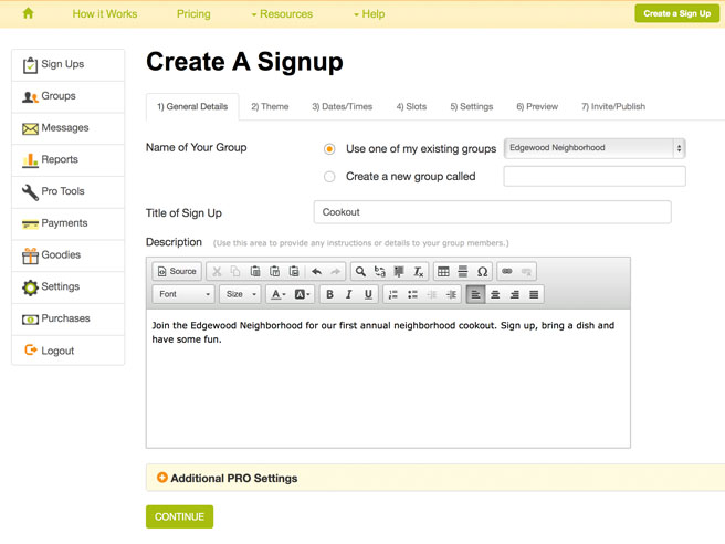 online sign in sheet radiovkm