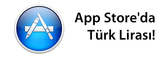 sihirli elma app store tl turk lirasi banner App Store Türk Lirasına (TL) geçiyor! :)