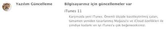 sihirli elma itunes 11 1 iTunes 11 Yayınlandı, Apple TV 5.1.1 ve Remote 3.0 ile birlikte!