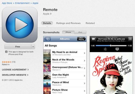 sihirli elma itunes 11 18 iTunes 11 Yayınlandı, Apple TV 5.1.1 ve Remote 3.0 ile birlikte!