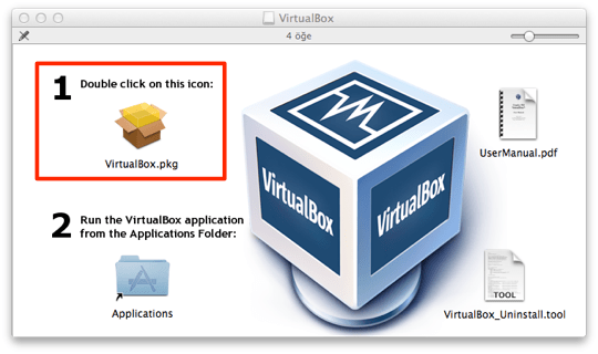 sihirli elma virtualbox mac windows yuklemek 4 VirtualBox ile Mac üzerine Windows yüklemek