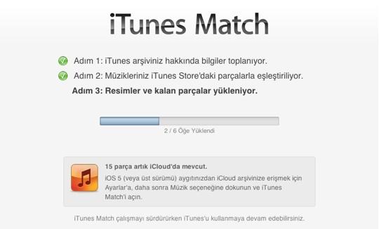 sihirli elma itunes match nedir nasil kullanilir 10 iTunes Match nedir? Nasıl kullanılır?