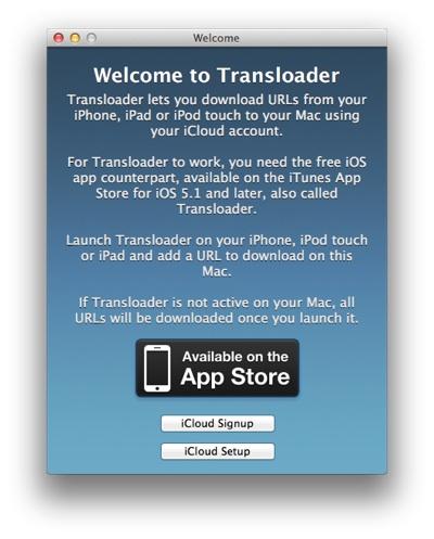 sihirli elma transloader 6 Macimize uzaktan download: Transloader