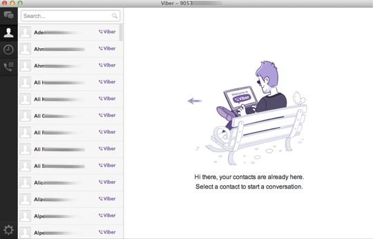 sihirli elma viber mac 11 Viberı artık Macte de kullanabiliyoruz!