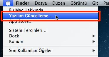 sihirli elma os x yazilim guncelleme OS X 10.8.4 yayınlandı: iMessage, WiFi, Exchange ve Safari güncellemeleri ile