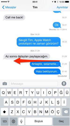 sihirli elma iphone 5 gizli pratik ipucu 3 iPhoneda gizli kalmış 5 pratik ipucu [Video]