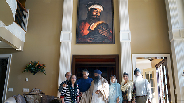 Pita Kalu ji, Mehta Kalu ji, Father of Guru Nanak Dev ji, History of Punjab, Sikh Artist Bhagat Singh Bedi, Collection of Gurcharn Dang