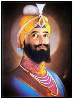 Guru Nanak Hd Wallpaper Guru Gobind Singh Sikhiwiki Free Sikh Encyclopedia