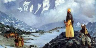 Guru Nanak Hd Wallpaper Establishment Of Kartarpur Sikhiwiki Free Sikh