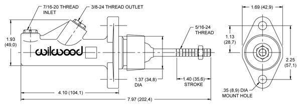 hydraulic handbrake kit pull back e brake