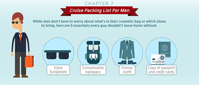 Cruise Packing List The Definitive Guide - Sikumi