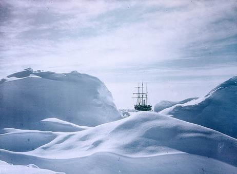 Photographer Frank Hurley's Antarctica Images