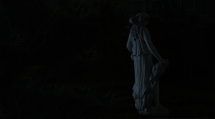 night-statue