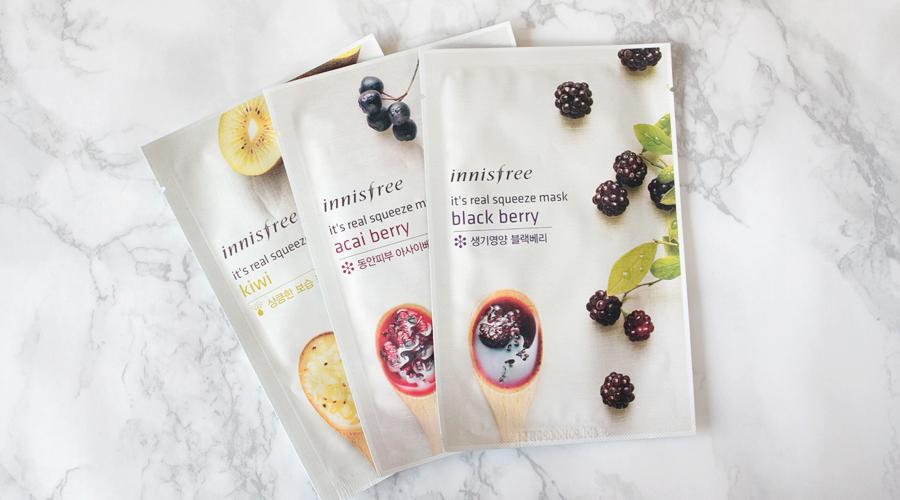 silentlyfree-beauty-kbeauty-korean-sheet-masks-inisfree-kiwi-acai-berry-black-berry-01