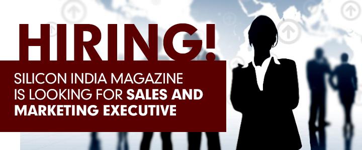Marketing Executive Jobs Opening for SiliconIndia Magazine