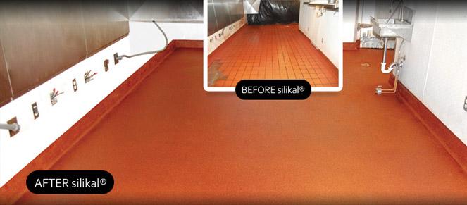 Industrial Flooring Commercial Flooring Silikal