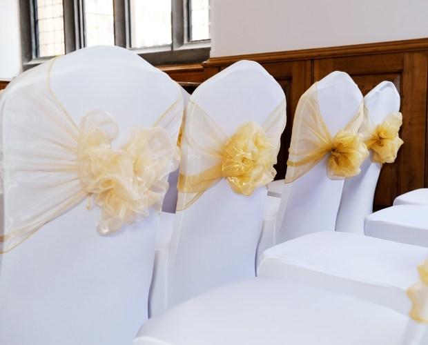 Fundas para bodas y grandes fiestas