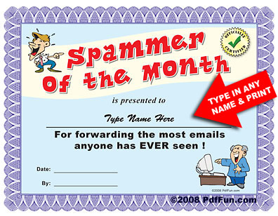 funny employee award certificates - Josemulinohouse - Silly Certificates Awards Templates