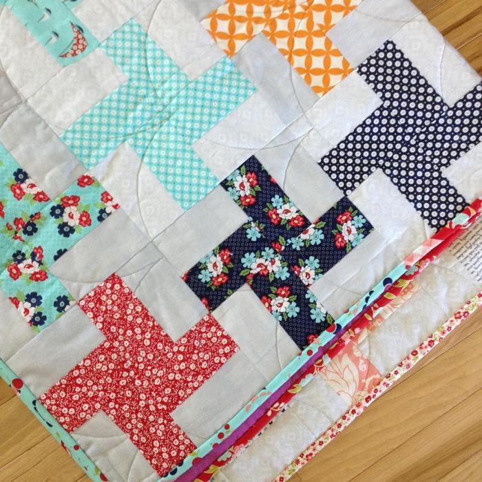 A fun finish daysailfabric hellodarlingfabric bonniecottonway thimbleblossoms modafabrics showmethemoda izapearldesignhellip