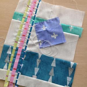 Today8217s wippost featuring dreamerfabric dreamerimprov carriebloomston windhamfabrics mumbird3 link inhellip