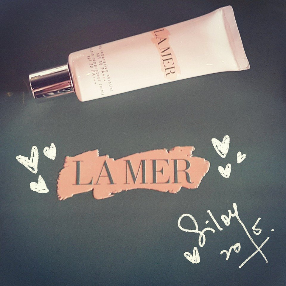 La Mer  Sheer Perfection NEW Reperative Skin Tint SPF 30 新品发布
