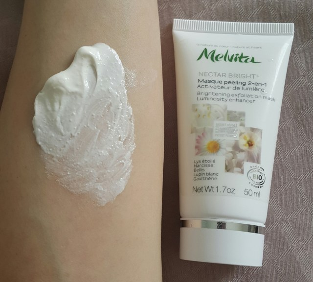 2. Melvita Brightening Exfoliating Mask 【RM120/ 50ml @ Melvita】