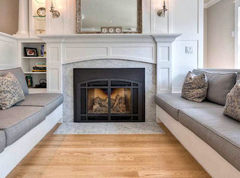 Fireplace Blog 2 Raised Hearth Or Not Remodels