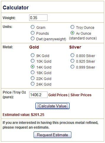 What are My 14K Gold Wedding Rings Worth? - Precious Metal Refining