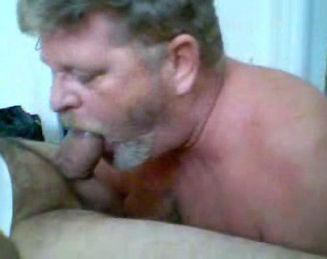 hung older men