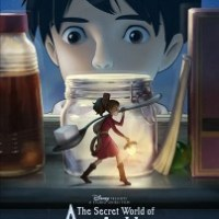Guest Review: The Secret World of Arrietty (2010/2012)