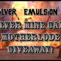 Silver Emulsion's Silver Mine Cart Motherlode Giveaway!