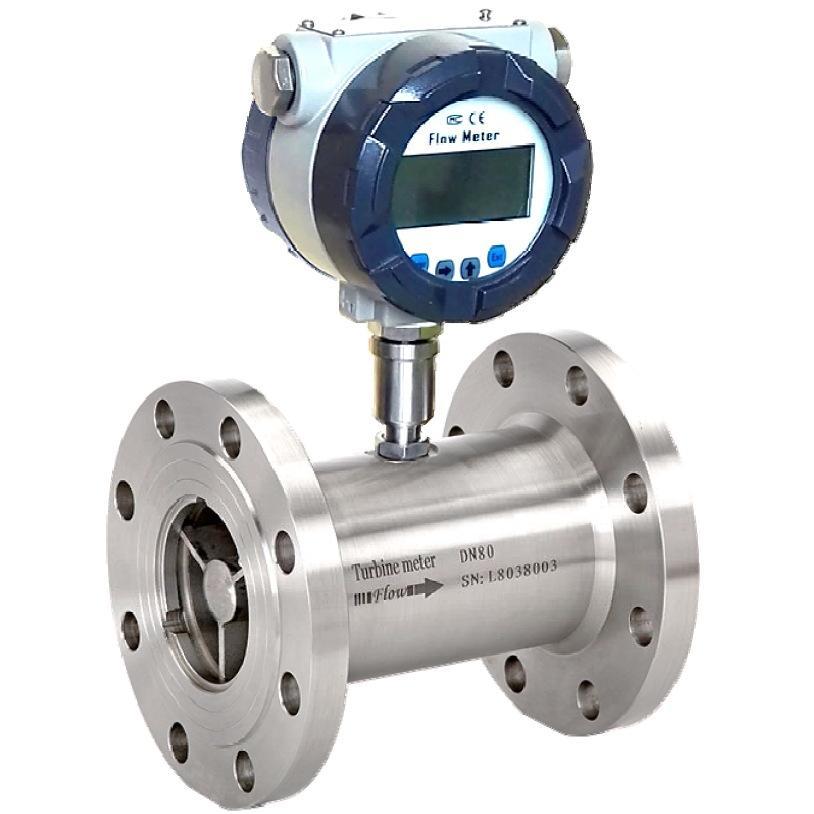 Liquid Turbine Flow Meter For Sale -China flow meter Mnaufacturer