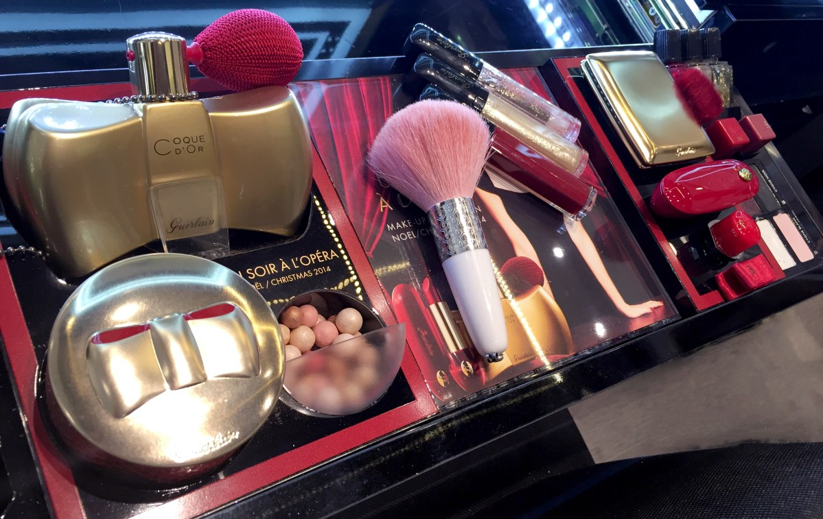 Appreciating Guerlain's A Night at the Opera Collection for Holiday 2014