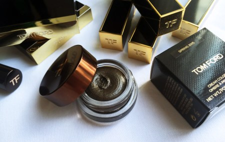 Tom Ford Cream Color for Eyes Spring 2015