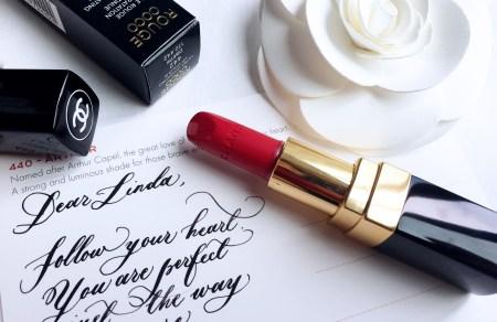 Chanel Rouge Coco Dimitri