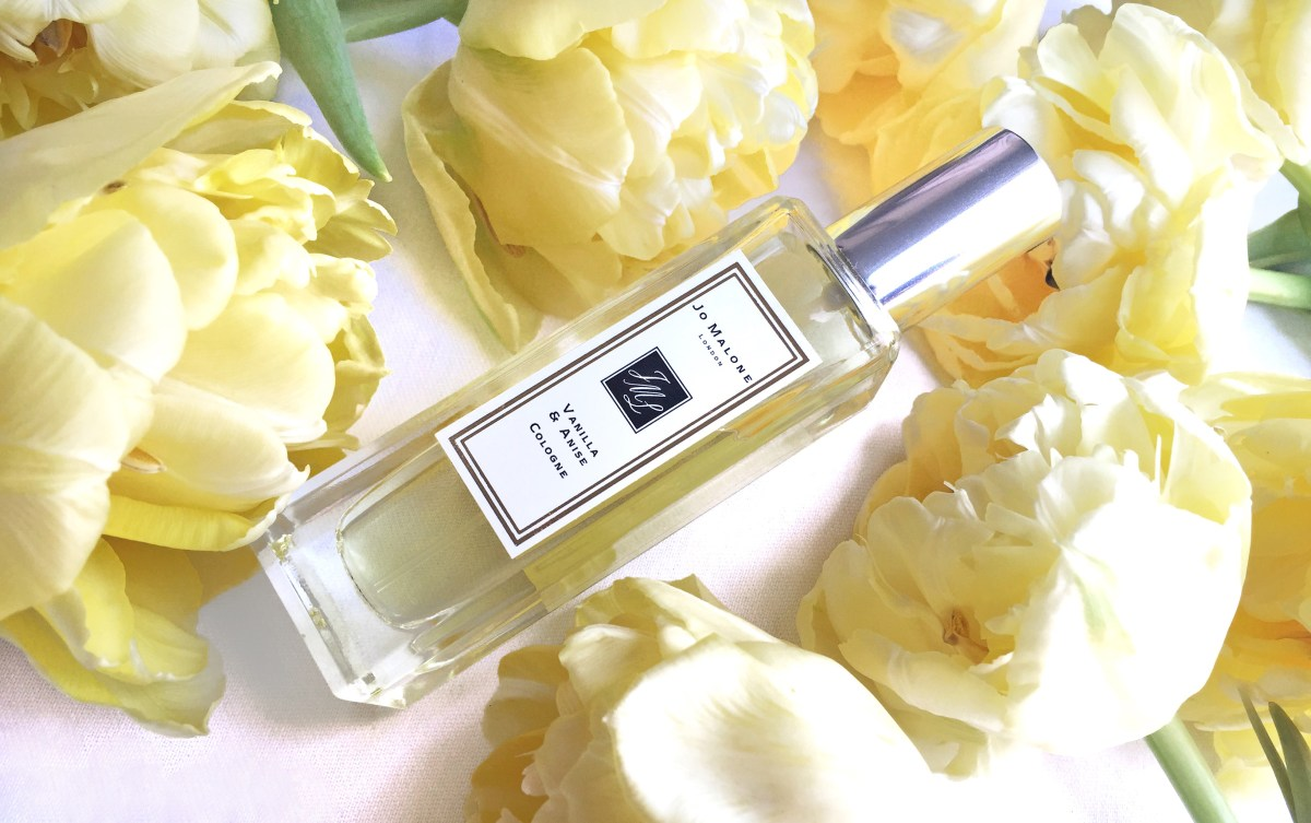 Jo Malone Vanilla & Anise is almost good enough to eat!