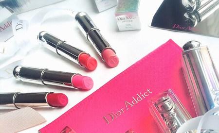 Dior Addict Lipstick Relaunch for Fall 2015