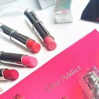 Dior Addict Lipstick Relaunch